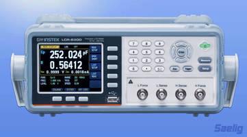 LCR Meters offer multiple measurement, auto-binning functions.