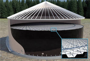 Reduce VOCs With Oil and Gas Storage Cover Made of DuPont(TM) Zytel® LCPA