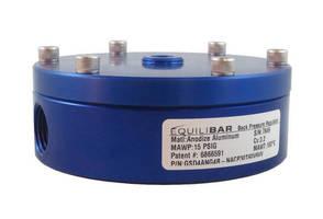 Vacuum Regulators are available in anodized aluminum.