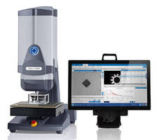 Vickers/Knoop Hardness Test System employs automated test program.