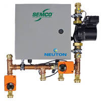 Smart Pump Module supports chilled beam designs.