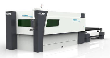 Fiber Laser combines efficient and dynamic laser cutting.
