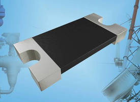 SMT Current Sense Resistor has Kelvin 4-terminal connection.