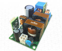AC-DC Power Supplies target cellular base stations.