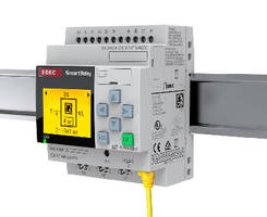 Programmable Relay handles up to 60 I/O.