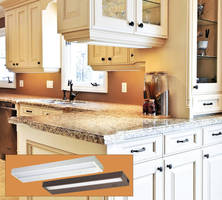 Undercabinet LED Fixture delivers glare-free lighting.