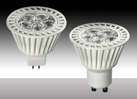 ENERGY STAR-Certified LED MR16 Lamps replace 50 W halogens.
