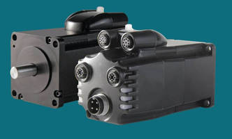 Servomotor System offers simplified, modular programming.