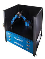 Robotic Welding Workcell addresses needs of job shop market.