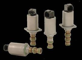 Drop-In Cartridge Valves serve transmission, pilot control market.