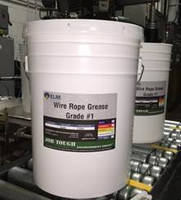Wire Rope Grease meets VGP requirement.