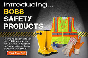 AFT Fasteners Expands Product Line to Include Boss Safety