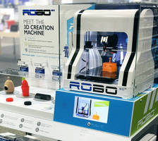 ROBO 3D Introduces New Personal 3D Printers at Select Best Buy Locations