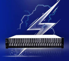 High-Density Storage System handles IOPS-intensive applications.