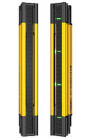Rugged Safety Light Screen offers 12 m range.