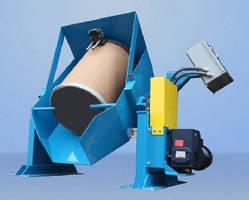 Electric Drum Dumper is custom-designed for application.
