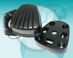 GPS/Multiband Vehicle-Mount Antenna offers magnetic mounting.