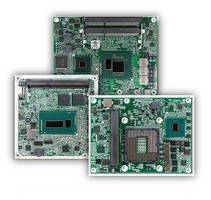 Portwell Releases a Series of COM Express Modules Equipped with 6th Generation Intel Core Processors