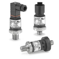 Rugged Pressure Transducers are UL-Recognized components.