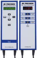 B&K Precision Refreshes Handheld SLA Battery Tester Line