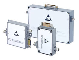 Digital Phase Shifters offer accurate variable phase shift.