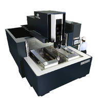Wire EDM delivers high precision in large workpieces.