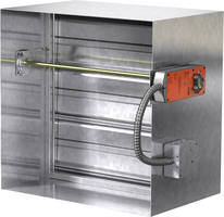 Dynamic Fire and Fire/Smoke Dampers come in large sizes.