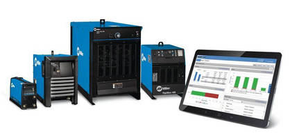 Welding Systems offer actionable insight via software.