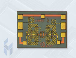 GaAs MMIC Frequency Multipliers span 8-40 GHz.
