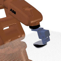 Robotic AM System fabricates 3D printed composite parts.