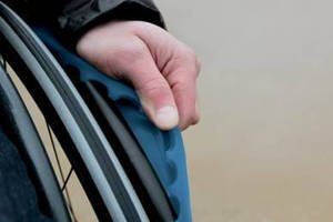APS Elastomers Formulates Proprietary TPE for Wheelchair Grips