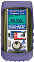 Portable 8-in-1 Calibrator uncovers undiagnosed loop problems.
