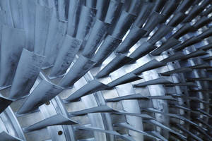 Protect Turbine Components from Flame Spray Processes with SpeedMask® 718 Masking Resin