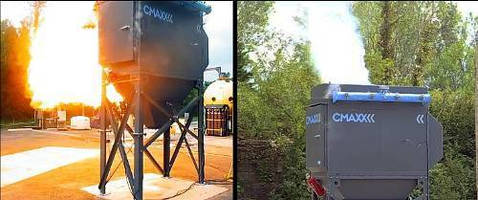 The CMAXX Dust Collector from Imperial Systems, Inc Recently Proven to Withstand a Deflagration Up to 185 KST and Pressure Exceeding 4 PSI