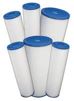 Submicron Water Filters are offered with 5 micron sediment wrap.