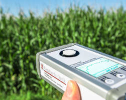 PAR Meter measures natural and artificial light sources.
