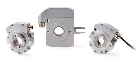 Heavy-Duty Rotary Encoders withstand harsh environments.