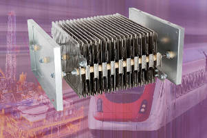 Double Insulated Grid Resistors offer power up to 24 kW.