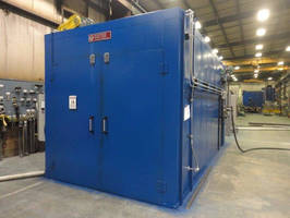 Wisconsin Oven Ships Gas Fired Powder Coating Batch Oven to Automotive Supplier