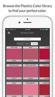 2017 Color Trends Added as a Library in Plastics Color's Mobile App