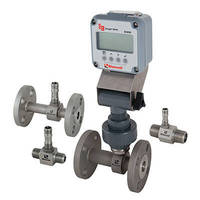 Turbine Flow Meters perform in harsh environments.