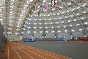 Princeton Athletics Light It Up with Hubbell LED Lighting and Controls