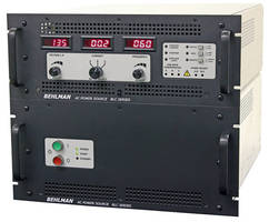 Rugged 19 in. Rack-Mount AC Power Supplies carry CE Mark.