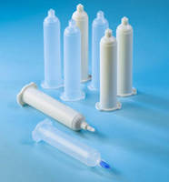 Disposable Syringe Barrels withstand up to 356°F for 8 hours.