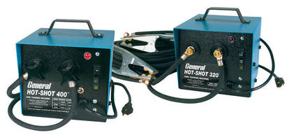 General Pipe Cleaners' Hot-Shot® Pipe Thawing Machine Chosen for 2015 Editor's Choice Awards