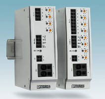 Multichannel Circuit Breakers protect up to 8 circuits.