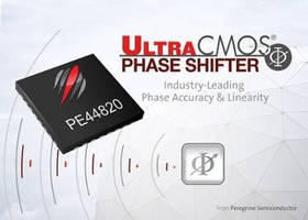 RF Digital Phase Shifter targets active antenna applications.