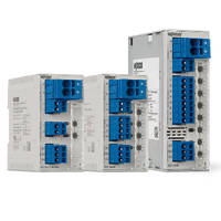 Electronic Circuit Breakers offer extended ratings.