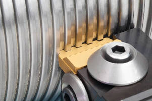 Thread Chaser Insert Holders handle tough materials.