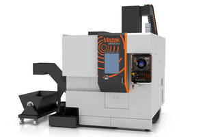 Mazak Demos Latest Technology for Winning the Manufacturing Race at PRI
